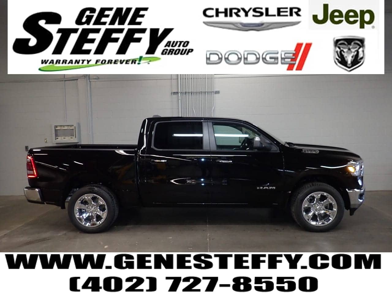 2019 Ram 1500 Crew Cab 4x4,  Pickup #KN538436 - photo 1
