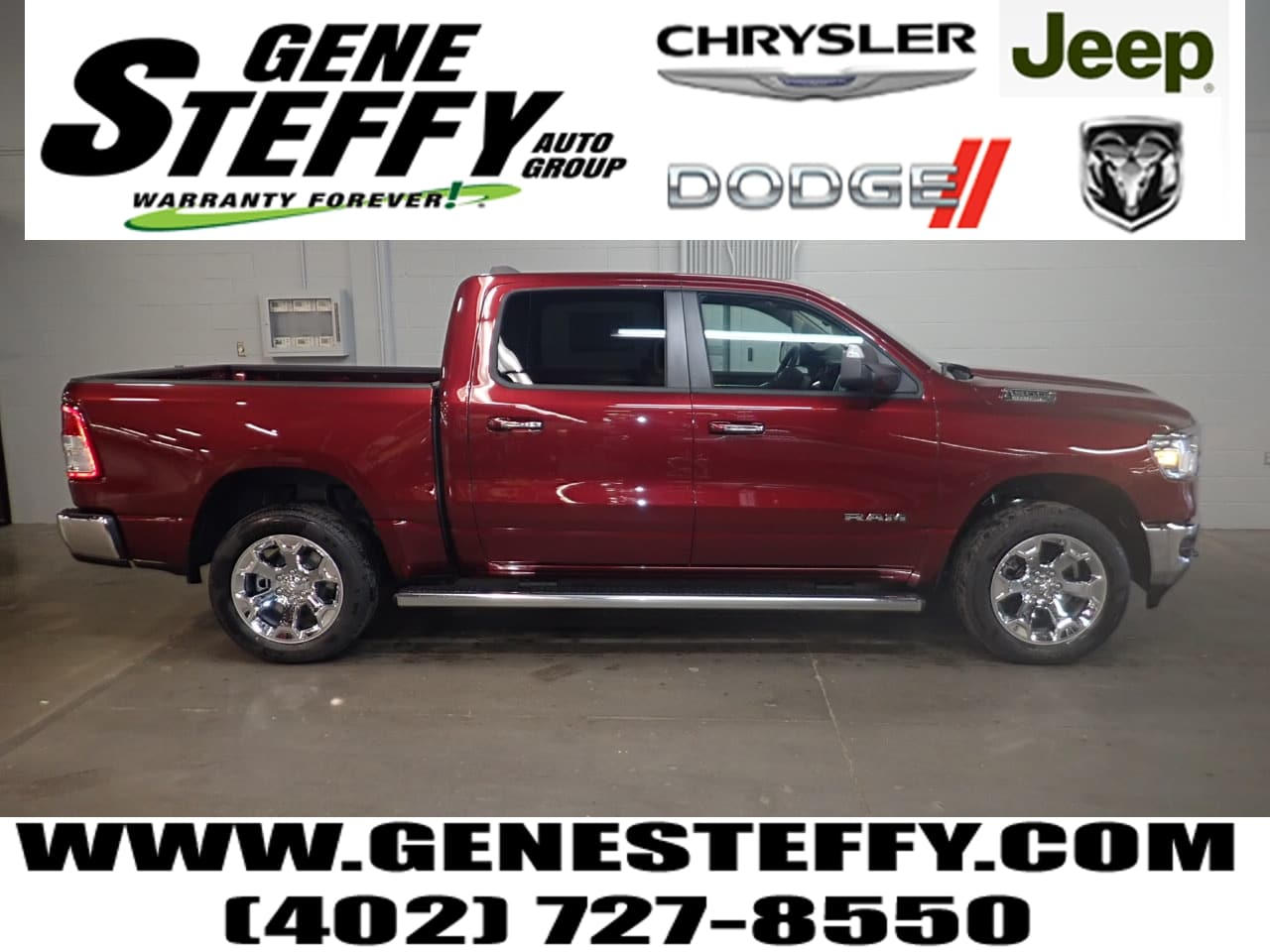 2019 Ram 1500 Crew Cab 4x4,  Pickup #KN625462 - photo 1