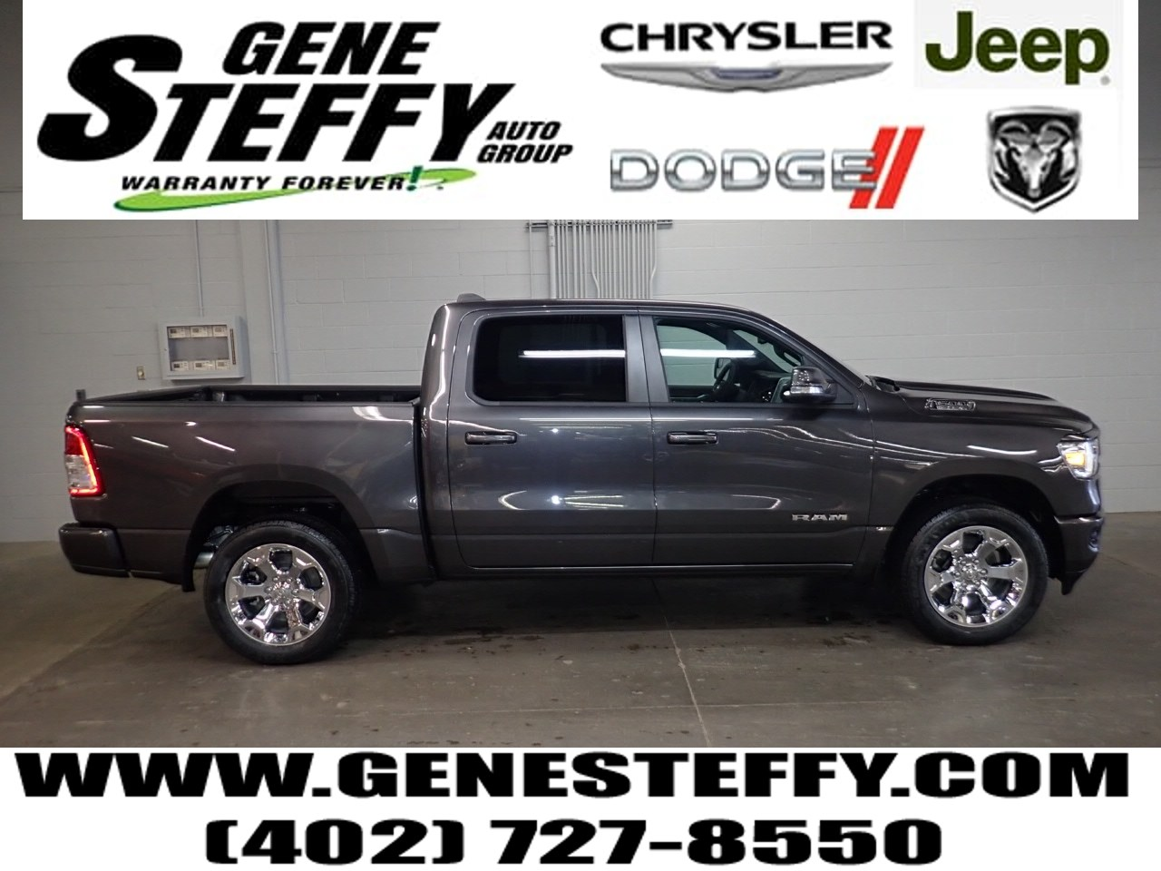2019 Ram 1500 Crew Cab 4x4,  Pickup #KN655067 - photo 1