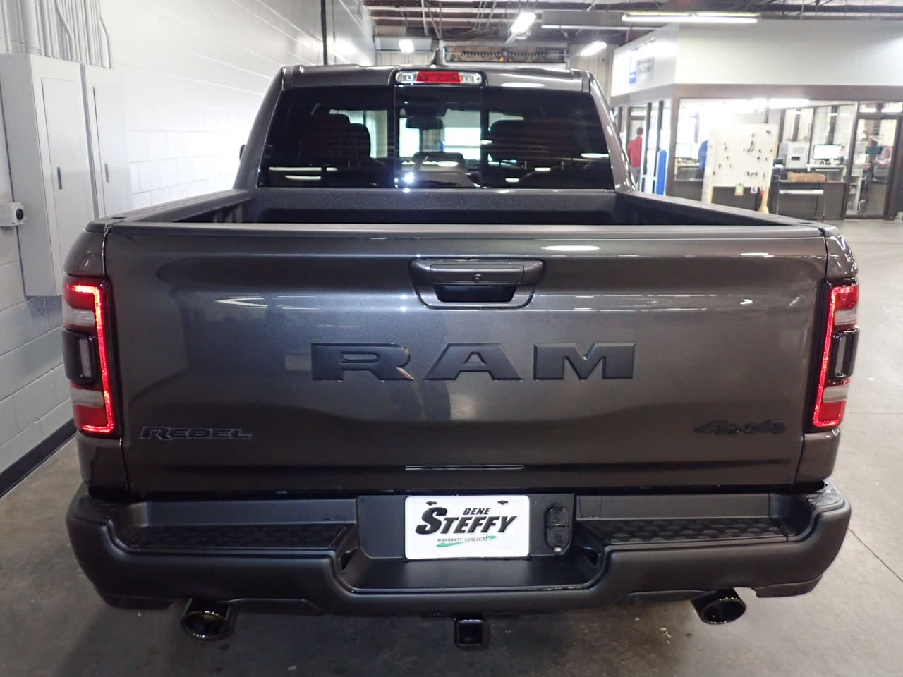2019 Ram 1500 Crew Cab 4x4,  Pickup #KN661835 - photo 2