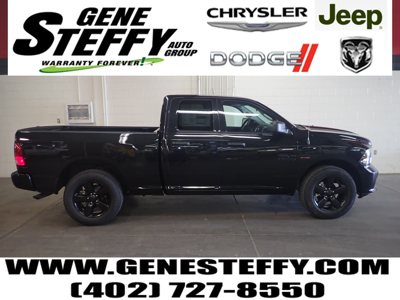 2018 Ram 1500 Quad Cab 4x4, Pickup #js287066 - photo 1