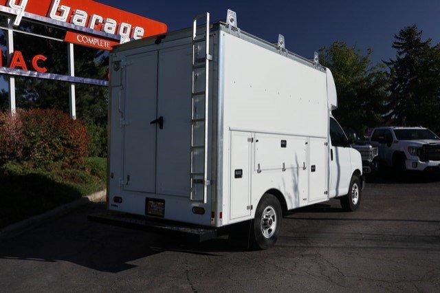 2019 Savana 3500 4x2,  Supreme Service Utility Van #GM3903 - photo 1