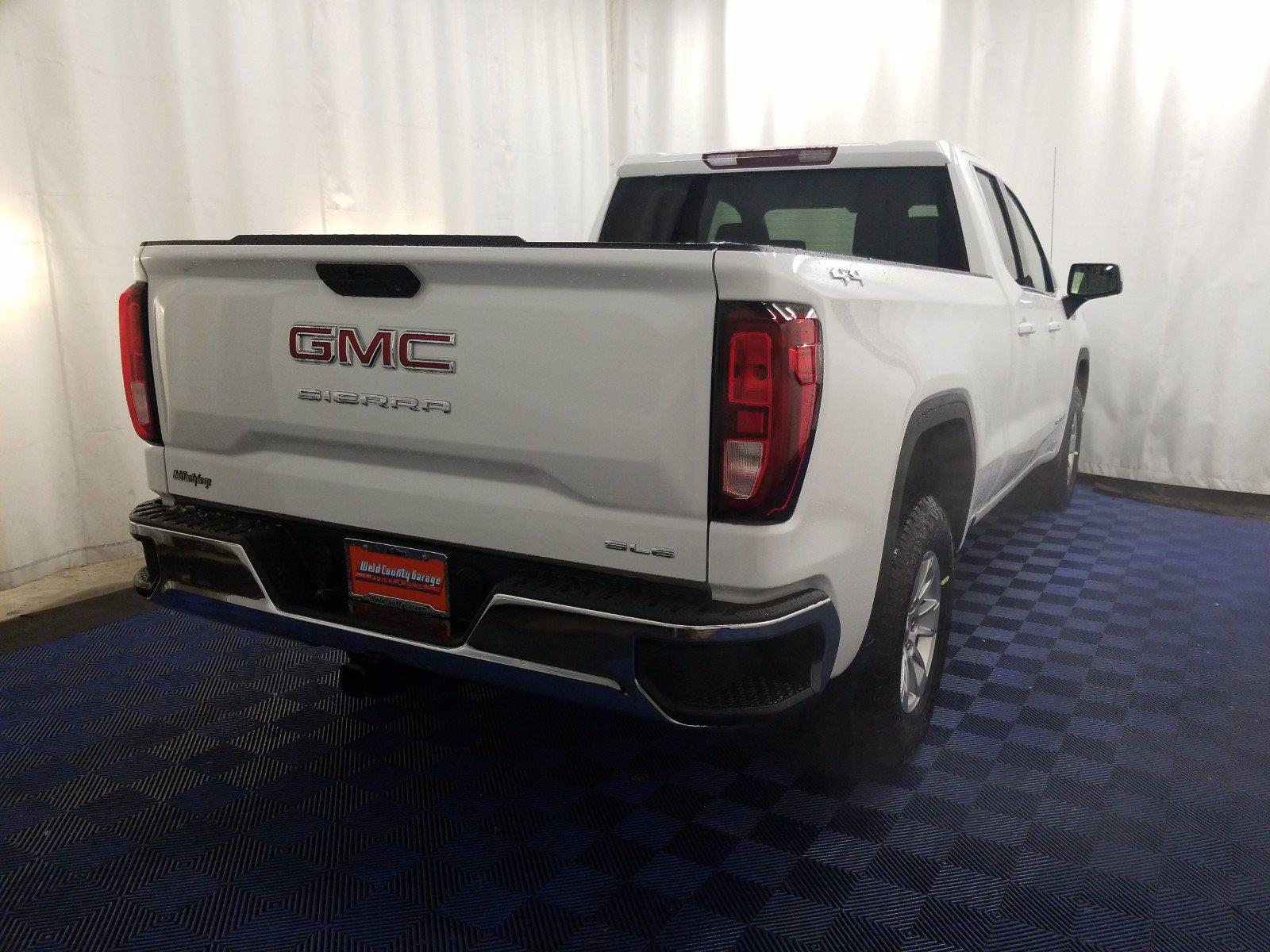 2021 GMC Sierra 1500 Double Cab 4x4, Pickup #GM5258 - photo 2