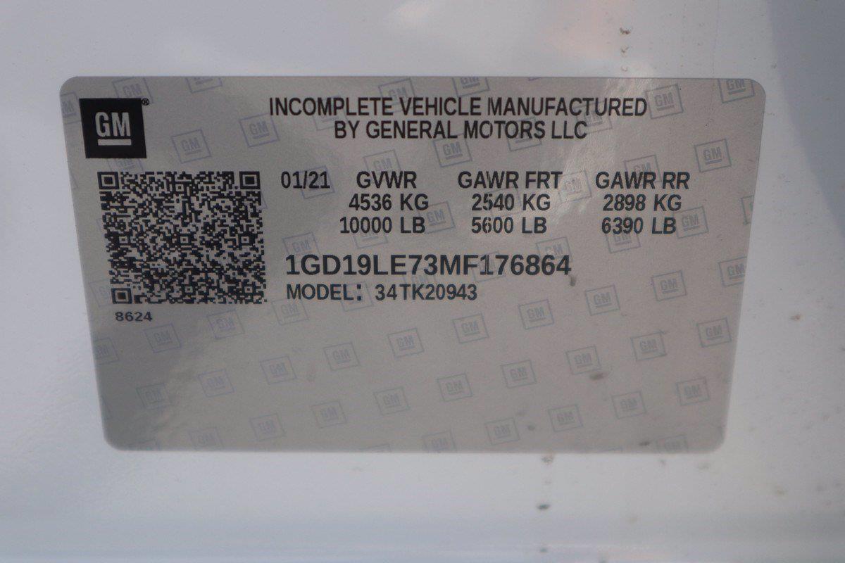 2021 GMC Sierra 2500 Crew Cab 4x4, Knapheide Service Body #GM5491 - photo 11