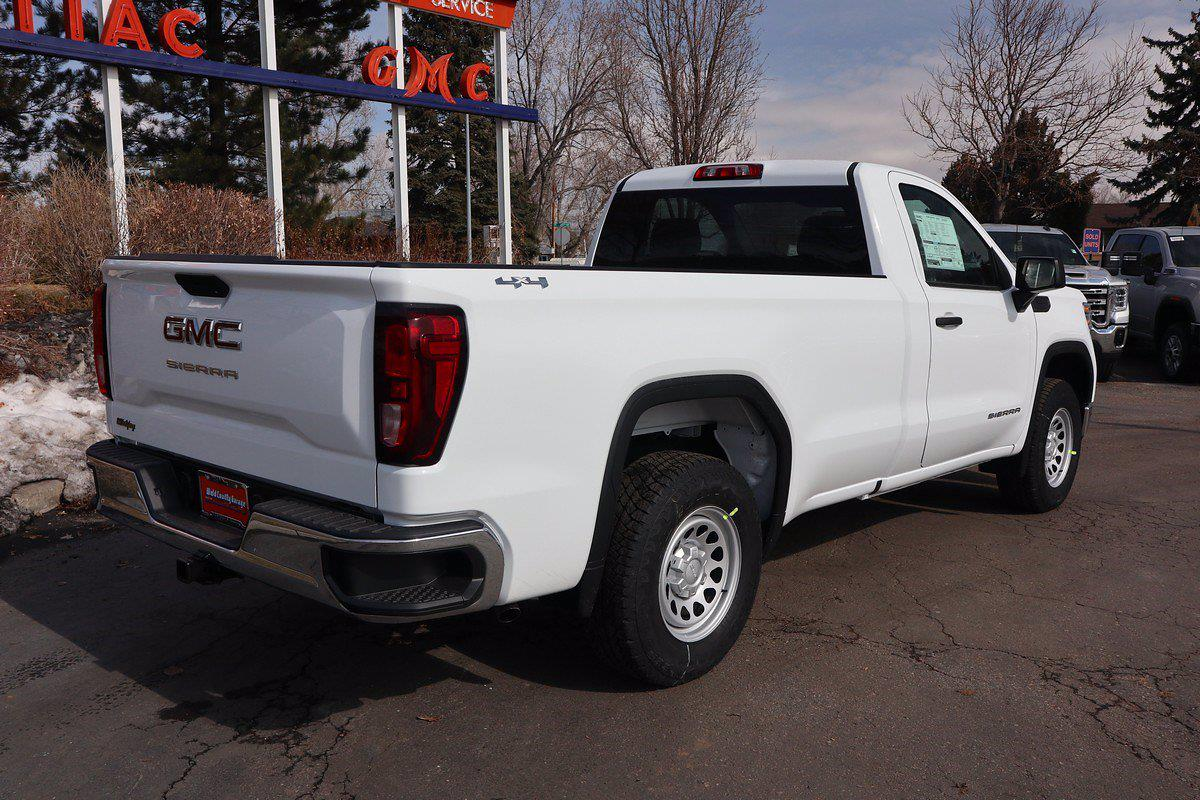 2021 GMC Sierra 1500 Regular Cab 4x4, Pickup #GM5501 - photo 2