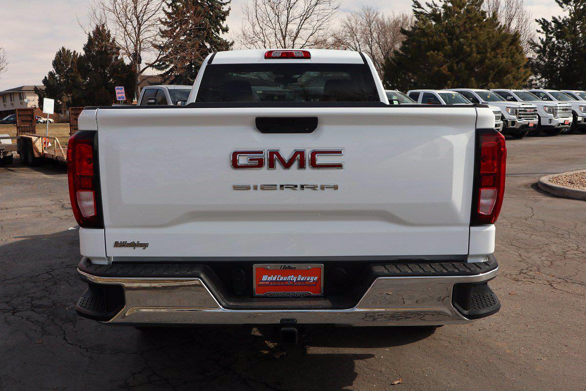 2021 GMC Sierra 1500 Regular Cab 4x4, Pickup #GM5501 - photo 3