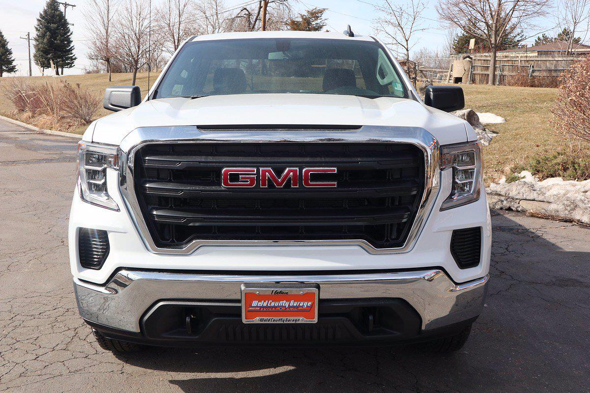 2021 GMC Sierra 1500 Regular Cab 4x4, Pickup #GM5501 - photo 5