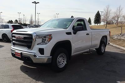 2021 GMC Sierra 1500 Regular Cab 4x4, Pickup #GM5501 - photo 4