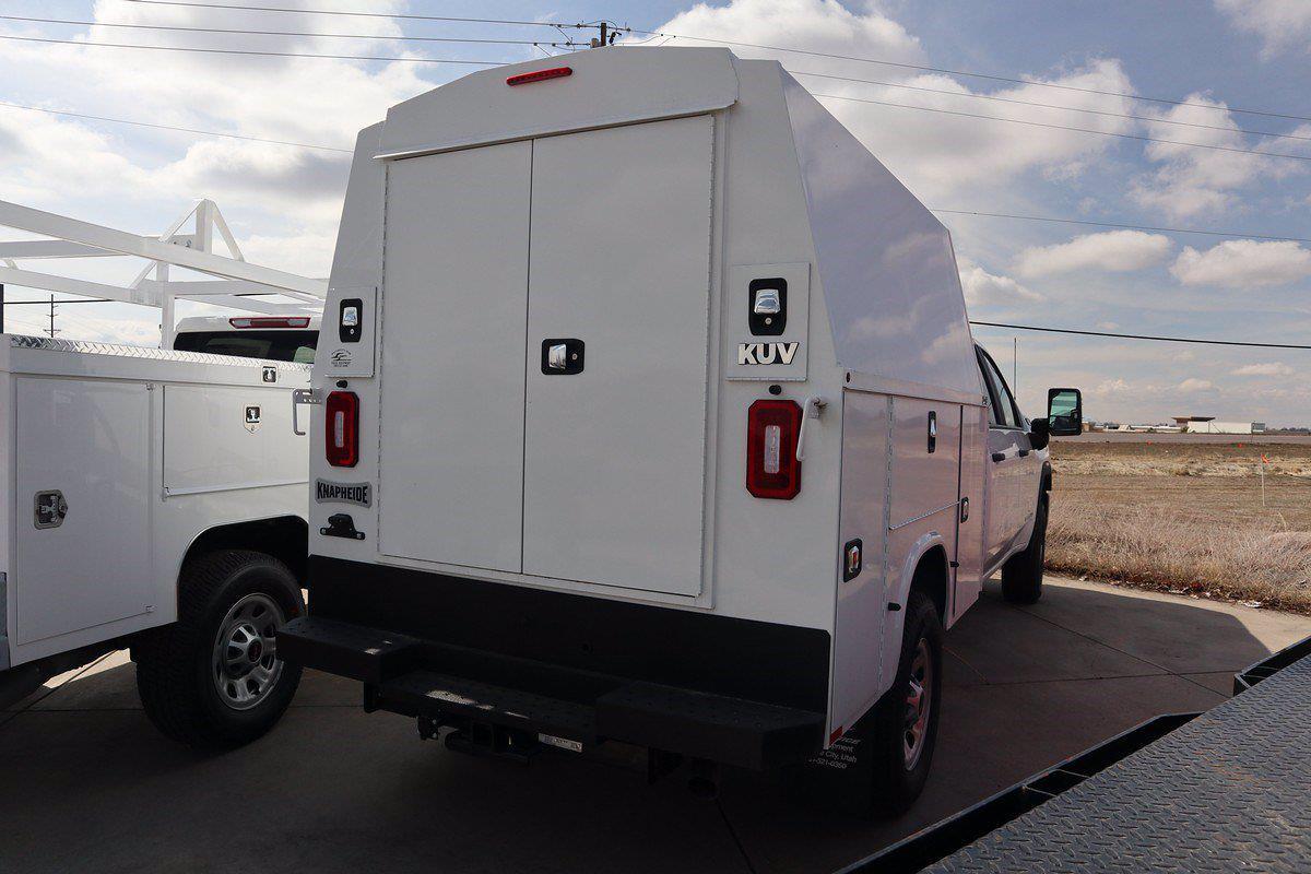 2021 GMC Sierra 3500 Crew Cab 4x4, Knapheide KUV Service Utility Van #GM5529 - photo 2