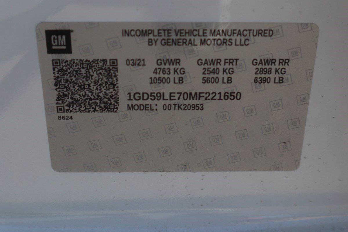 2021 GMC Sierra 2500 Double Cab 4x4, Knapheide PGND Gooseneck Hauler Body #GM5685 - photo 11