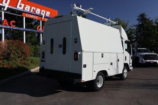2019 Isuzu NPR Regular Cab 4x2,  Knapheide Service Body #GM4039 - photo 1