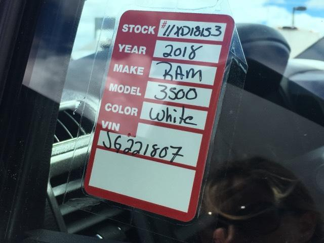 2018 Ram 3500 Crew Cab 4x4, Pickup #11XD18153 - photo 11