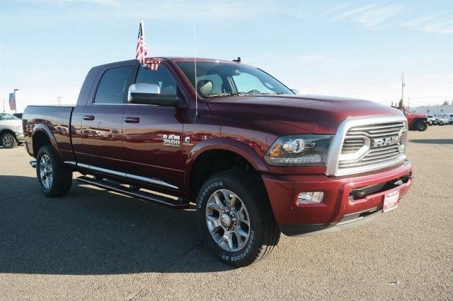 2018 Ram 3500 Mega Cab 4x4, Pickup #6D18011 - photo 7