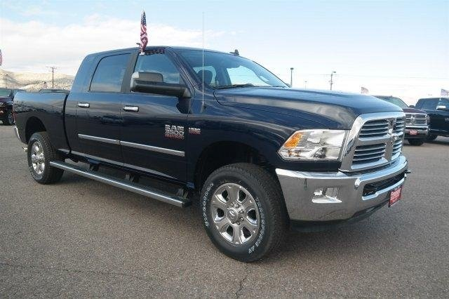 2018 Ram 3500 Mega Cab 4x4,  Pickup #6D18014 - photo 8