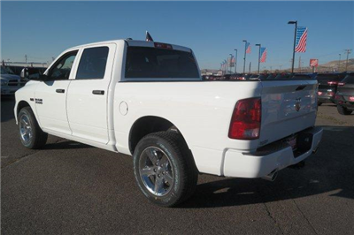 2018 Ram 1500 Crew Cab 4x4,  Pickup #6D18051 - photo 2