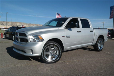 2018 Ram 1500 Crew Cab 4x4,  Pickup #6D18063 - photo 1