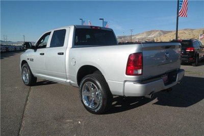 2018 Ram 1500 Crew Cab 4x4,  Pickup #6D18063 - photo 2