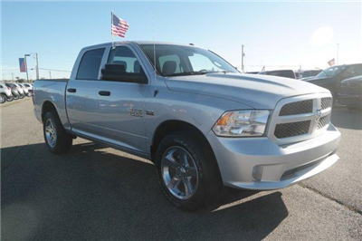 2018 Ram 1500 Crew Cab 4x4,  Pickup #6D18063 - photo 14