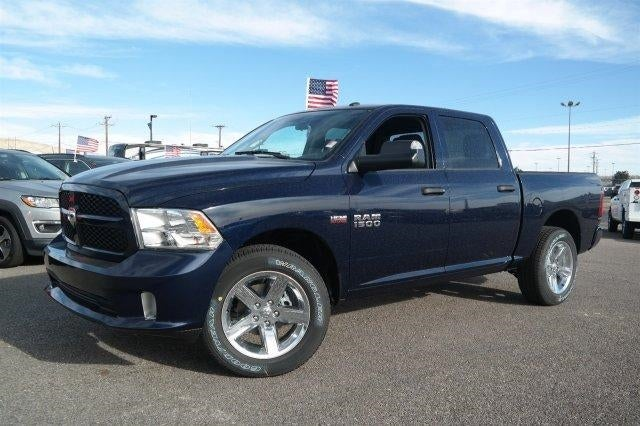 2018 Ram 1500 Crew Cab 4x4,  Pickup #6D18073 - photo 4