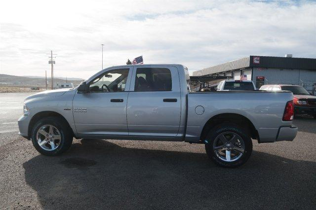 2018 Ram 1500 Crew Cab 4x4, Pickup #6D18074 - photo 8