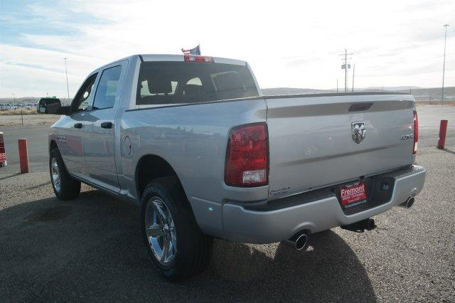 2018 Ram 1500 Crew Cab 4x4, Pickup #6D18074 - photo 2