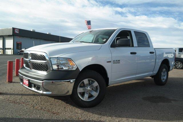 2018 Ram 1500 Crew Cab 4x4, Pickup #6D18087 - photo 1
