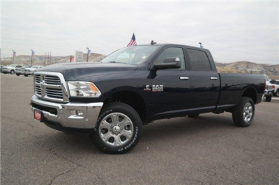 2018 Ram 2500 Crew Cab 4x4, Pickup #6D18128 - photo 1