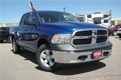2018 Ram 1500 Crew Cab 4x4, Pickup #6D18156 - photo 1