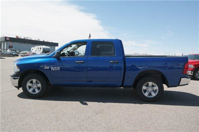 2018 Ram 1500 Crew Cab 4x4, Pickup #6D18156 - photo 8