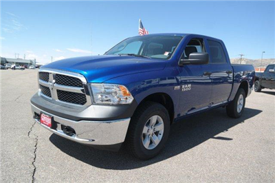 2018 Ram 1500 Crew Cab 4x4, Pickup #6D18156 - photo 9