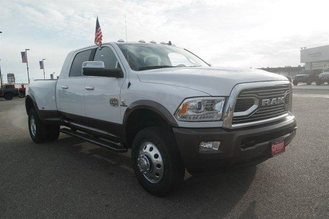 2018 Ram 3500 Mega Cab DRW 4x4,  Pickup #6D18201 - photo 8