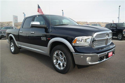 2018 Ram 1500 Crew Cab 4x4, Pickup #6D18219 - photo 9