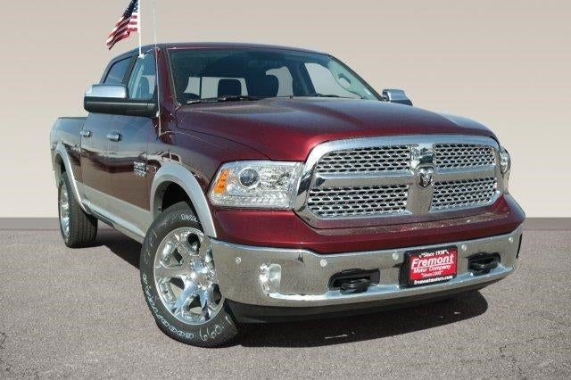 2018 Ram 1500 Crew Cab 4x4,  Pickup #6D18227 - photo 1