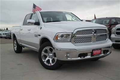 2018 Ram 1500 Crew Cab 4x4, Pickup #6D18244 - photo 1