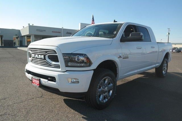 2018 Ram 3500 Mega Cab 4x4,  Pickup #6D18317 - photo 8