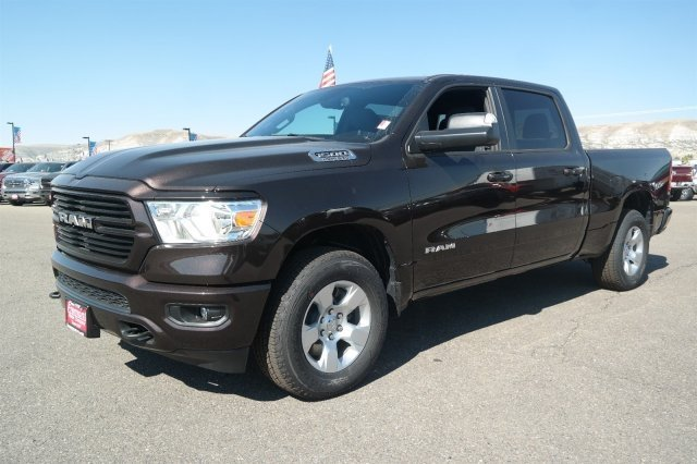 2019 Ram 1500 Crew Cab 4x4,  Pickup #6D19020 - photo 9