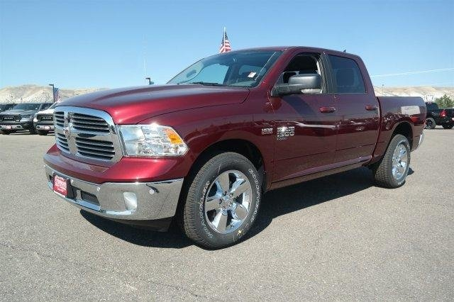 2019 Ram 1500 Crew Cab 4x4,  Pickup #6D19021 - photo 9