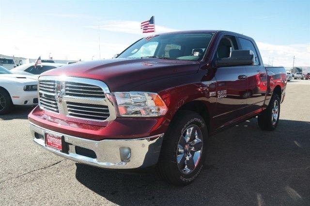 2019 Ram 1500 Crew Cab 4x4,  Pickup #6D19025 - photo 8
