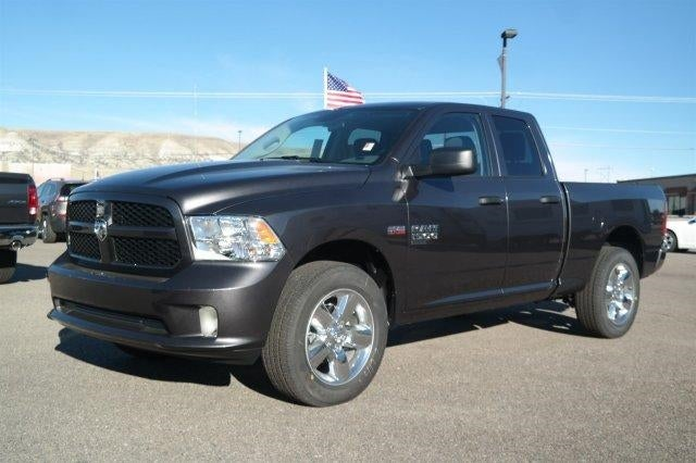 2019 Ram 1500 Quad Cab 4x4,  Pickup #6D19063 - photo 10