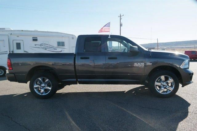 2019 Ram 1500 Quad Cab 4x4,  Pickup #6D19063 - photo 4