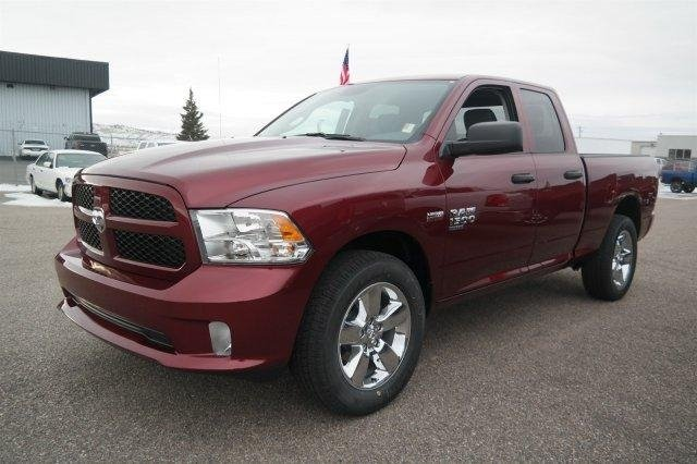 2019 Ram 1500 Quad Cab 4x4,  Pickup #6D19068 - photo 8