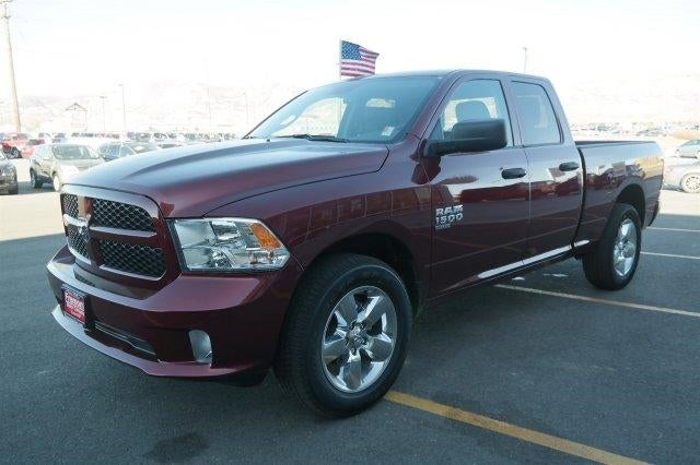 2019 Ram 1500 Quad Cab 4x4,  Pickup #6D19123 - photo 1