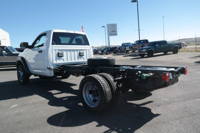 2018 Ram 5500 Regular Cab DRW 4x4,  Cab Chassis #6XD18010 - photo 2