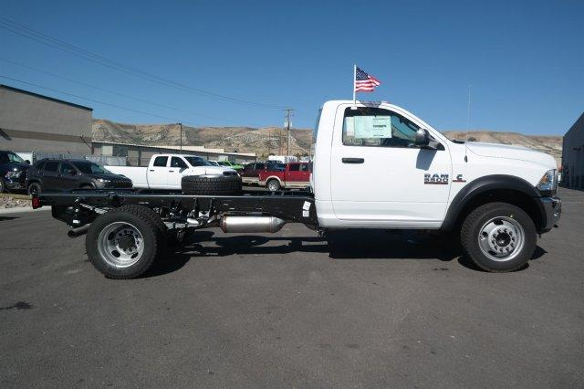 2018 Ram 5500 Regular Cab DRW 4x4,  Cab Chassis #6XD18010 - photo 7