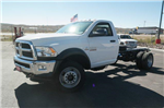 2018 Ram 5500 Regular Cab DRW 4x4,  Cab Chassis #6XD18010 - photo 1