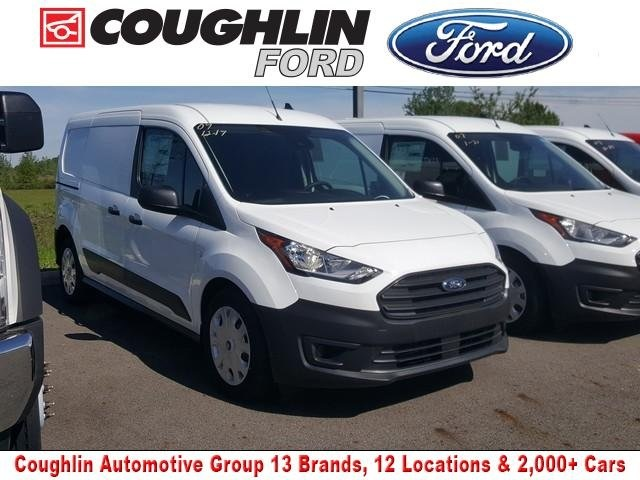 2020 Ford Transit Connect, Empty Cargo Van #J1443 - photo 1
