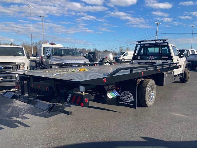 2020 Ford F-550 Regular Cab DRW 4x2, Danco Rollback Body #J1795 - photo 1