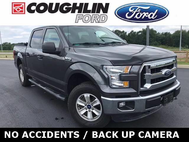 2016 Ford F-150 SuperCrew Cab 4x4, Pickup #JF21271 - photo 1