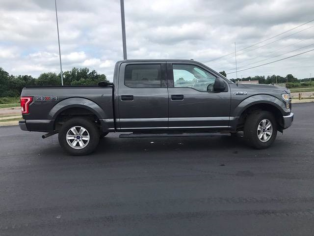 2016 Ford F-150 SuperCrew Cab 4x4, Pickup #JF21271 - photo 5