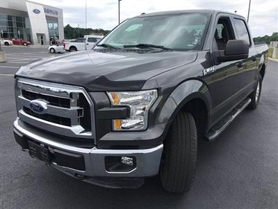 2016 Ford F-150 SuperCrew Cab 4x4, Pickup #JF21271 - photo 4
